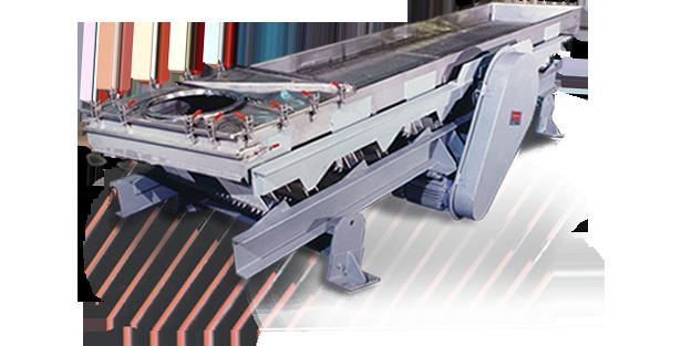 Carrier Vibrating Conveyor