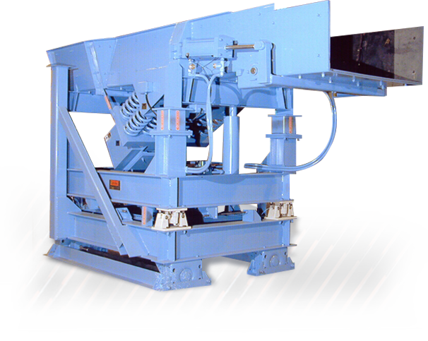 Carrier Vibrating Furnace Blast Feeder