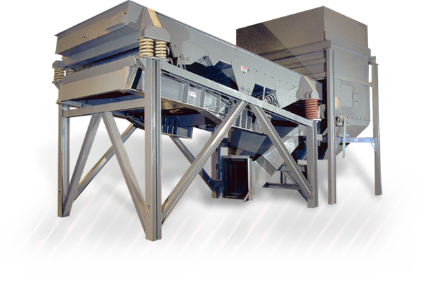 Carrier Recycling Equipment Air Knife