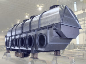 Fluid Bed Dryer for Mining