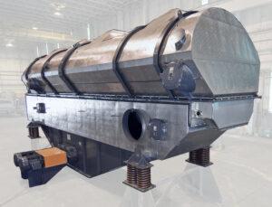 Fluid Bed Dryer for Coal