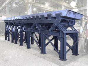 Vibrating Sand Conveyor