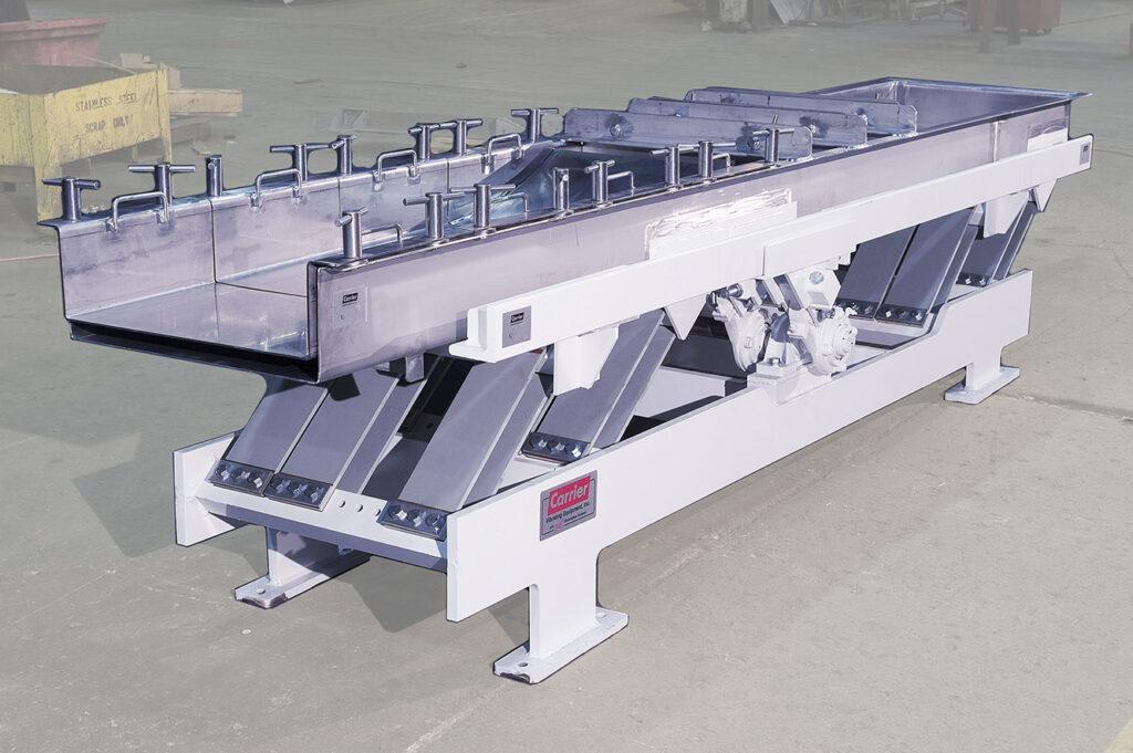 Food Processing Vibrating Conveyor